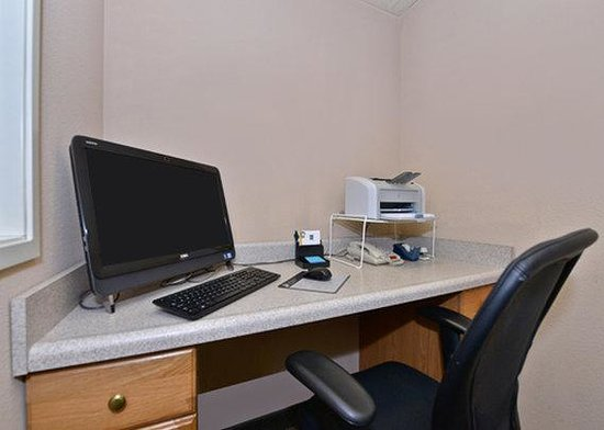 Quality Inn and Suites, Sequim: Business Center
