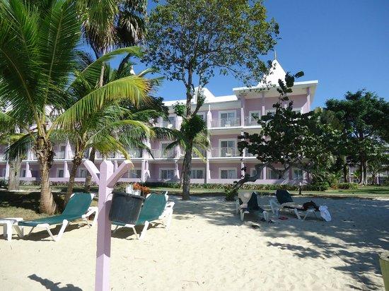 Hotel Riu Palace Tropical Bay:                   Très bel hôtel !