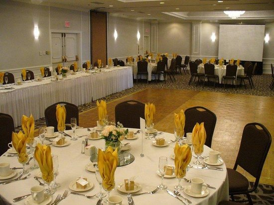 Four Points by Sheraton San Jose Airport: Banquets