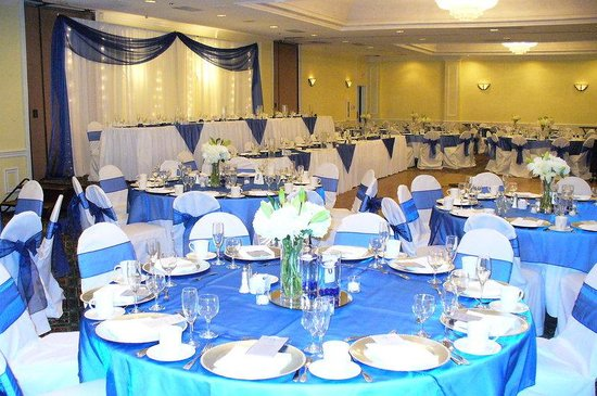 Four Points by Sheraton San Jose Airport: Banquet Room