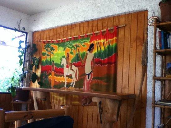Cabanas Pikera Uri:                   LINDA DECORACION