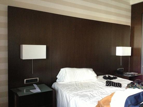 Hotel Zenit Pamplona :                   despues de un buen descanso