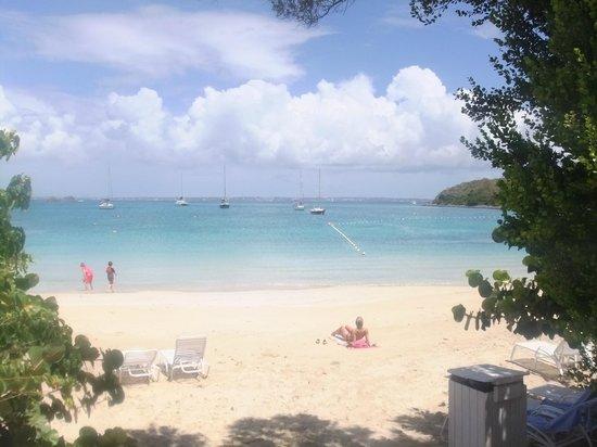Hotel Riu Palace St Martin:                                     The Beach