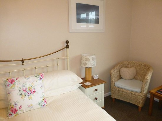 Chynoweth Lodge: Double Room