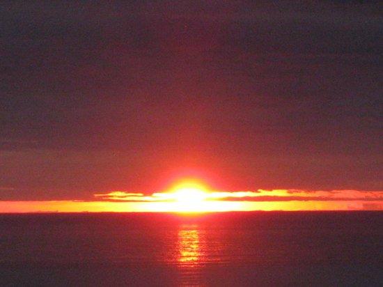 Gros Morne National Park:                                     Newfoundland Sunset
