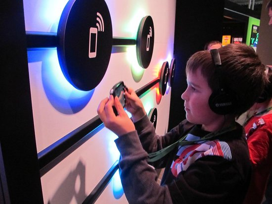 Montreal Science Centre:                   MUSIK