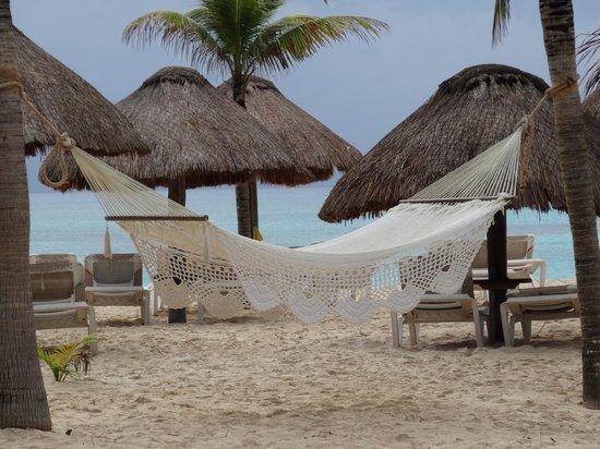 Mahekal Beach Resort: la plage