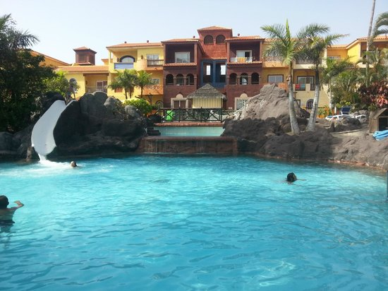 Park Club Europe Hotel: alloggi sulla piscina laguna