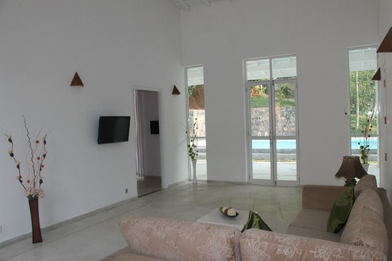 Beach Grove Villas:                   View from  living room