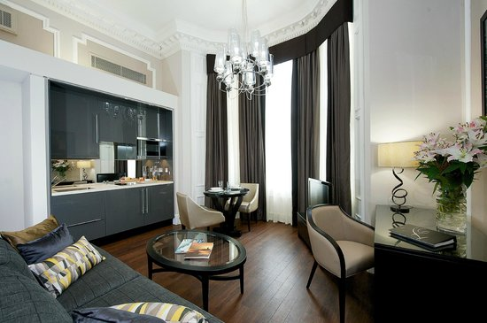 Fraser Suites Queens Gate: Studio Deluxe Apartment