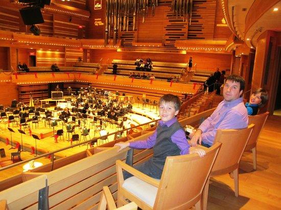 L'Orchestre Symphonique de Montreal (OSM):                   nos places