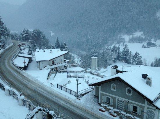 Alpin Garden Wellness Resort - Adults Only:                   dalla mia camera...