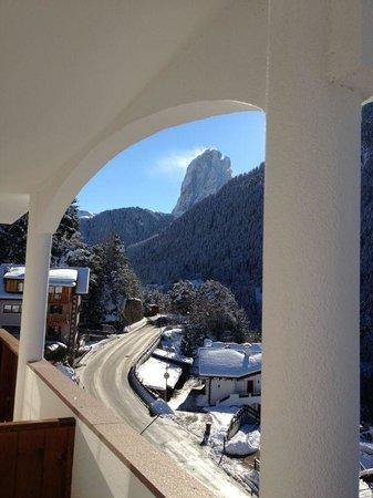Alpin Garden Wellness Resort - Adults Only:                   la vista sul Sasso Lungo