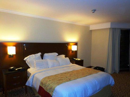 Venezuela Marriott Hotel Playa Grande:                   La habitación