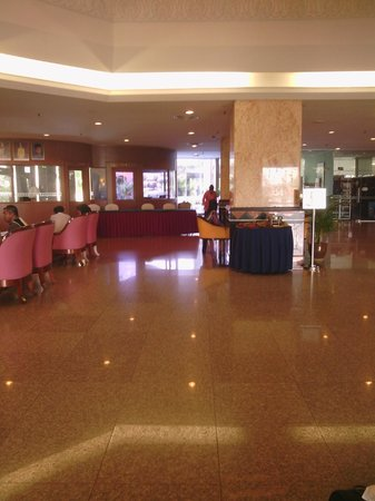 M.S. Garden Hotel Kuantan: Lobby