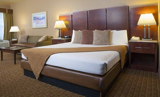 Sedona Real Inn and Suites: Reál_King_Suite