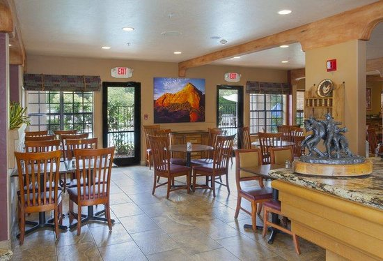 Sedona Real Inn and Suites: Breakfast_Area
