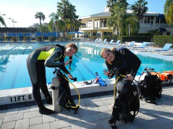 Florida Underwater Sports:                   IDC Course!