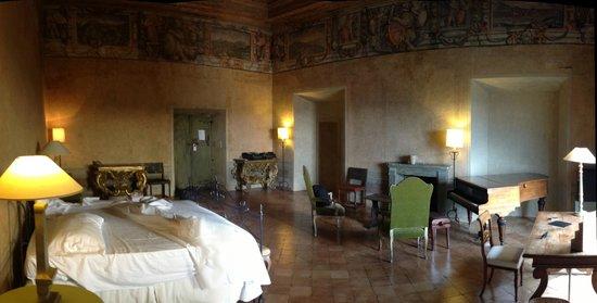 Our historic room picture of villa medici accademia di francia a roma rome tripadvisor - Villa medicis rome chambres ...