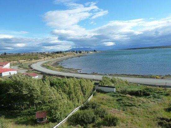 Weskar Patagonian Lodge:                   vue de la chambre