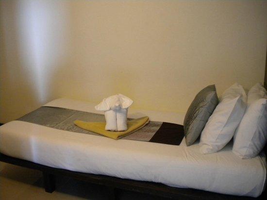 Buri Tara Resort : extra space for 3rd person