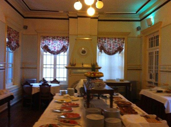 Grande Hotel de Paris: desayuno