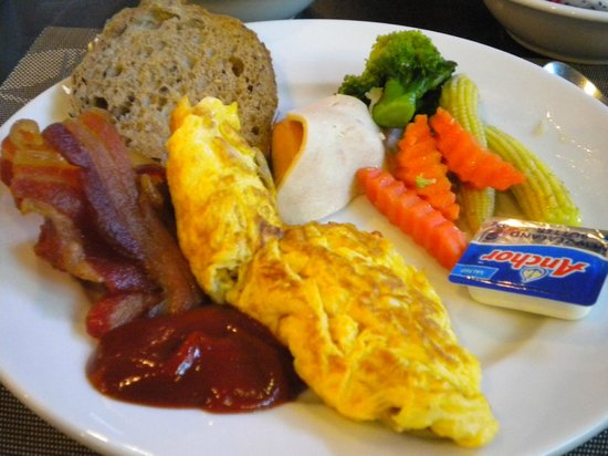 Buri Tara Resort: breakfast
