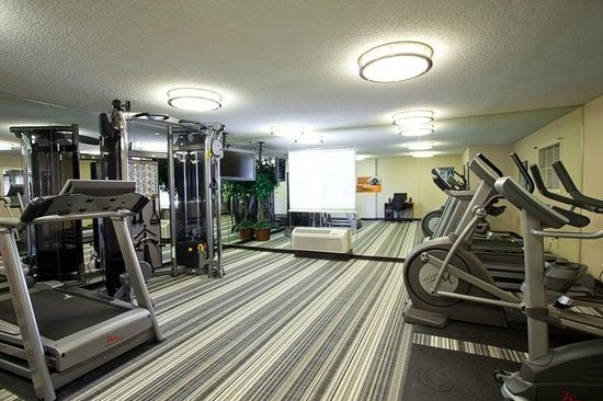 Candlewood Suites Dallas-By the Galleria: Renovated Fitness Center