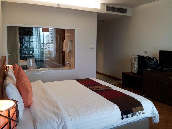 Buri Sriphu Boutique Hotel: room2