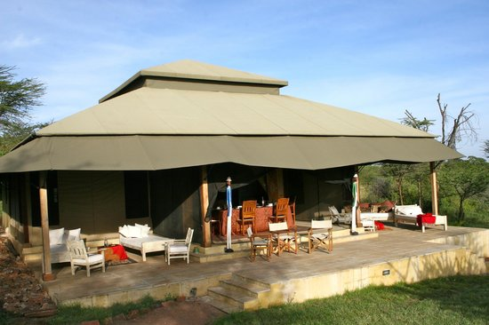 Muthaiga Black Leopard Safari Camp: lord Delamare villa