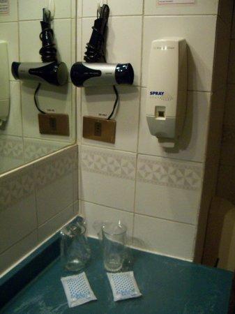 Nippon Hotel:                   baño