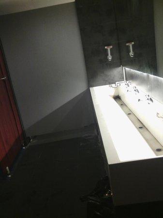 UFO Capsule Hotel:                   Sink