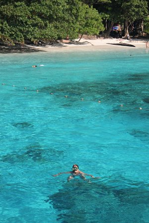 Similan Islands National Park:                   mare