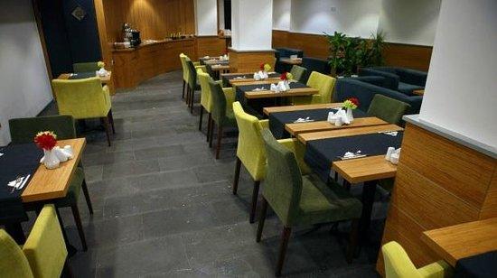 Nish Suites Besiktas: Lounge