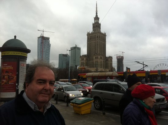 Hetman Hotel :                   Warsawa - Centrum