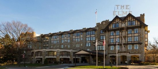 ذا إلمز هوتل آند سبا: The Elms Hotel and Spa