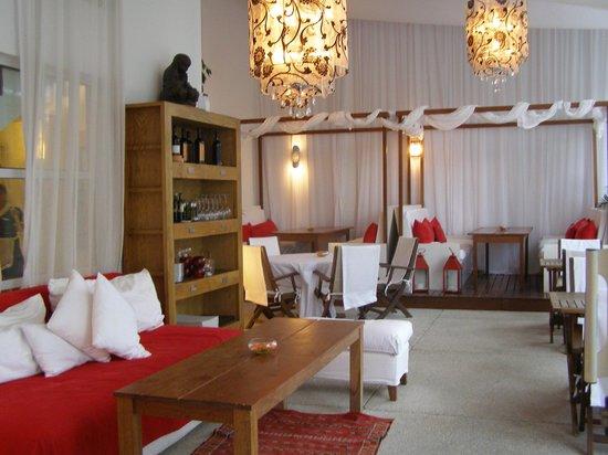 Awa Boutique and Design Hotel: comedor