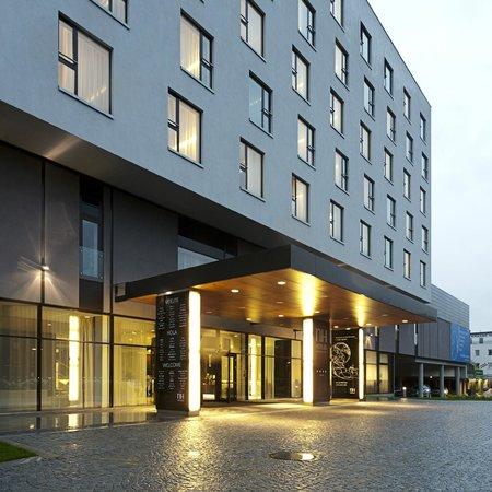 NH Collection Olomouc Congress: Facade