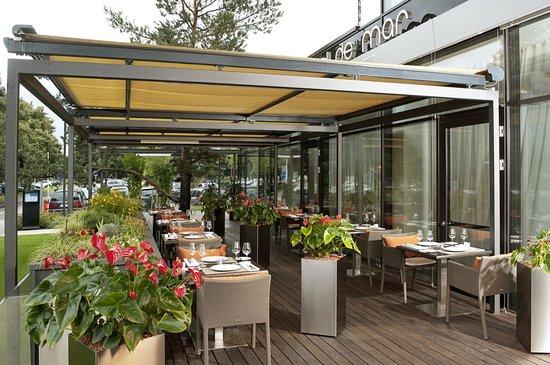 NH Collection Olomouc Congress: Summer Terrace
