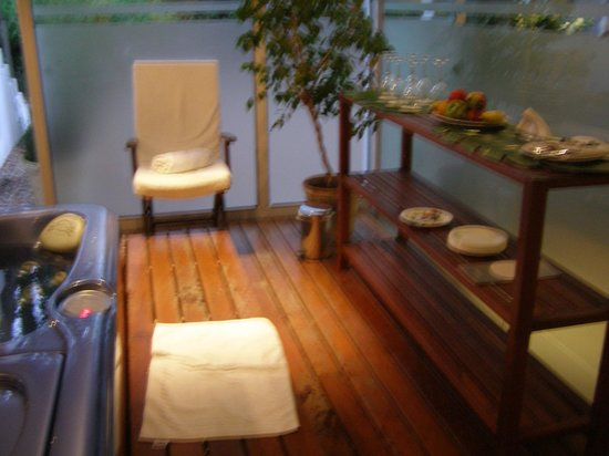 Awa Boutique and Design Hotel: spa