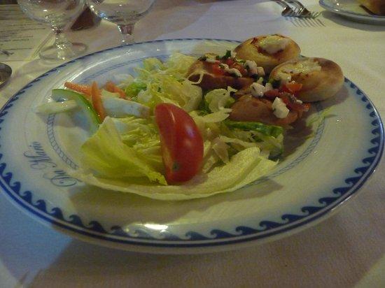 Fiesta Beach Club Djerba: petite entrée restaurant à thême