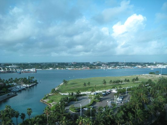 Atlantis, Royal Towers, Autograph Collection:                                     View from room