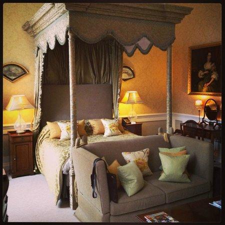Ston Easton Park Hotel: Cascade suite