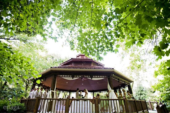 The Elms Hotel and Spa: The Elms Gazebo