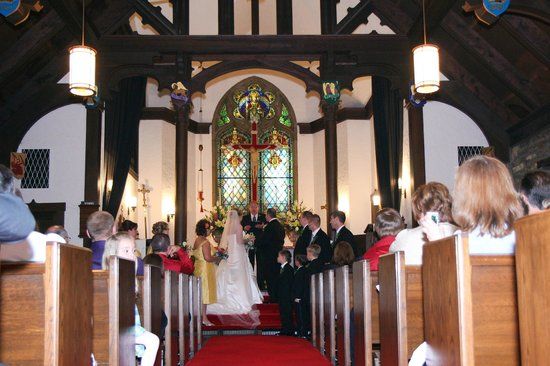 The Elms Hotel and Spa: Historic Chapel