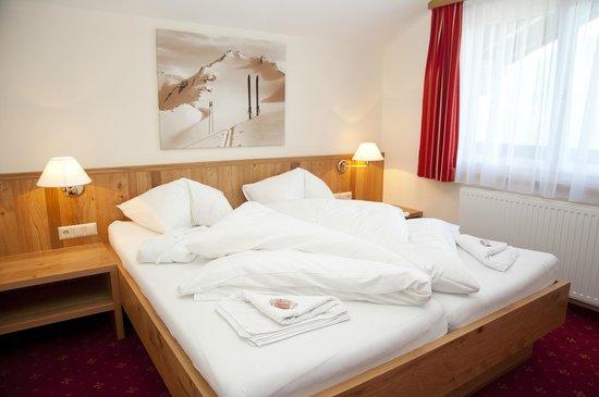 Panoramahotel Gürtl: Zimmer