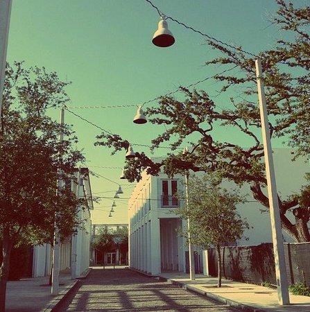 Miami Design District: Hacia el restaurant