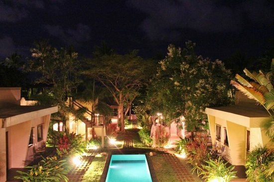 Villa Tanamera:                   Hotel