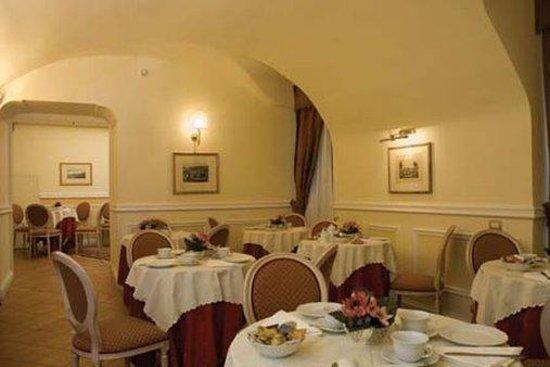 Antico Palazzo Rospigliosi: Dining