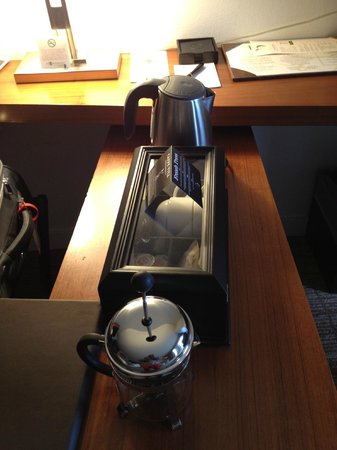The Heathman Hotel Kirkland: Coffee/Tea Service